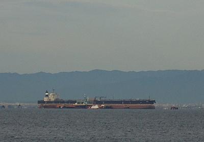 明治海運のVLCC TOKIO - SHIPS OF THE PORT