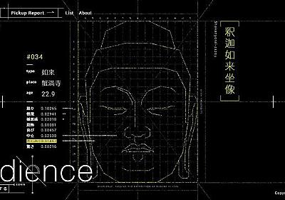 「あなたの感情受け止めます」 奈良大が仏像マッチングサイト公開 顔写真から感情推定 - ITmedia NEWS