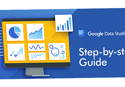 Google Data Studio in 10 minutes: Step-by-Step Guide | Data Science School