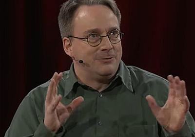 LinuxカーネルにNTFSドライバーが追加、トーバルズ氏はGitHub経由のマージに苦言 - ZDNet Japan