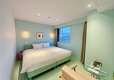 閉館前に泊まりたい!東京・目黒通りのリノベホテル「クラスカ」 | 東京都 | LINEトラベルjp 旅行ガイド