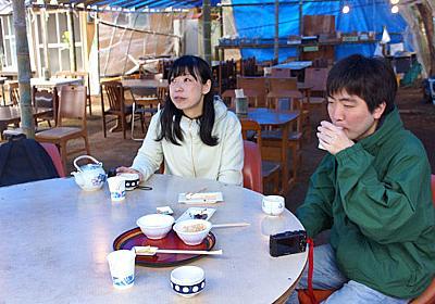 桜の季節にだけ現れる幻の茶屋を探しに :: デイリーポータルZ