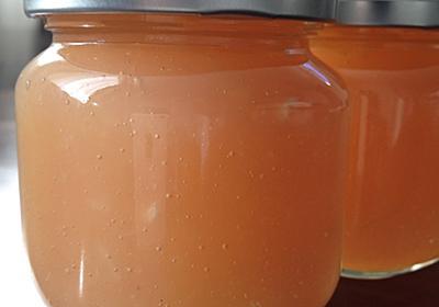 【レシピ】ピンクオレンジ色が可愛い「りんごジャム」♡これからの時期にぜひ♪ - 北海道のだいどころ。