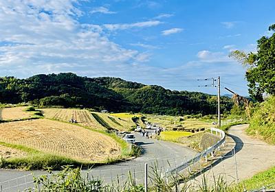 エコワークスのオーナー棚田で稲刈り体験をしてきた(於・福岡県糸島市二丈) - 僕が家を建てる理由はだいたい百個くらいあって