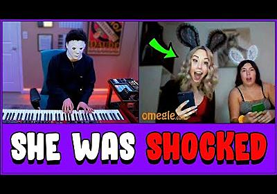 Michael Myers takes song requests on OMEGLE...