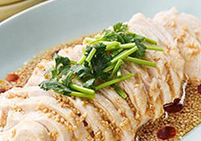 レンジで簡単♪中華屋さんのみそよだれ鶏 by マルコメレシピ 【クックパッド】 簡単おいしいみんなのレシピが340万品