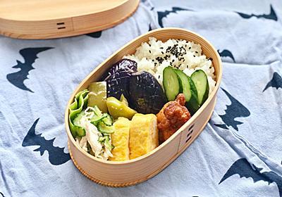 鶏と胡瓜ばっかり弁当 - 東京弁当生活。