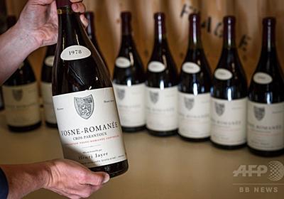 「ピノ・ノワールの王様」 アンリ・ジャイエ、最後のワイン競売へ  写真7枚 国際ニュース:AFPBB News