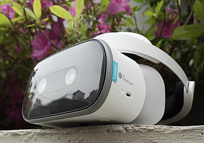 Lenovo Mirage Solo ハンズオン:スタンドアローン型VRが手軽すぎて、もうこれ正解すぎて | ギズモード・ジャパン