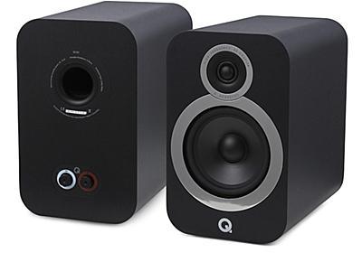 中域の音の分離が聴きどころ シリーズ最大のブックシェルフ Q Acoustics SPEAKER SYSTEM 3030i - Stereo Sound ONLINE
