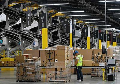 米アマゾン、倉庫の離職率が高すぎて採用可能な人材いなくなると不安の声 | Business Insider Japan
