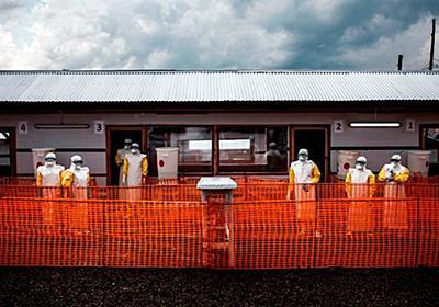 CNN.co.jp : コンゴのエボラ流行、患者数1000人突破
