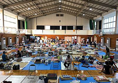 小さな段ボール工場が変えた避難所の光景 (1/6) - ITmedia ビジネスオンライン