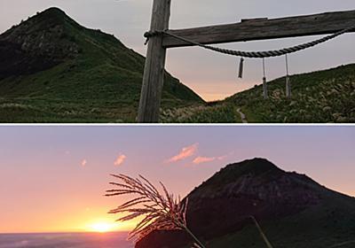【絶景の佐渡島】古来からの信仰の大岩 大野亀 夕陽 - ものづくりとことだまの国