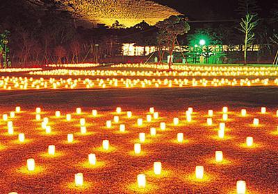 世界遺産のライトアップとろうそくの灯りが輝く、幻想的な奈良の夏夜へ│観光・旅行ガイド - ぐるたび