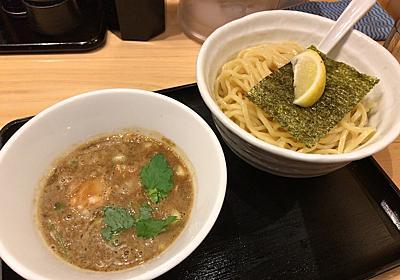 [ま]つけ麺蕾(つぼみ)本家の「濃厚煮干つけ麺」(大盛)を喰らう @kun_maa - [ま]ぷるんにー!(พรุ่งนี้)