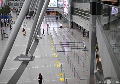 コロナ第2波の欧州、約200の空港に破産の恐れ 写真4枚 国際ニュース:AFPBB News