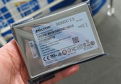 Micronの3.2TB SAS SSDが激安の税込39,800円!オリオスペックで予約開始 (取材中に見つけた○○なもの) - AKIBA PC Hotline!