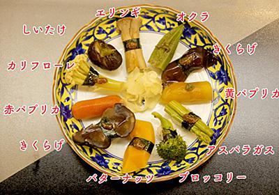 イロモノじゃない! 海なし県・埼玉が生んだ「野菜すし」は、職人の技と情熱が詰まった本格派の寿司だった - ぐるなび みんなのごはん