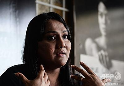 芸術祭からLGBT活動家の写真撤去、マレーシア政府に非難の声 写真1枚 国際ニュース:AFPBB News