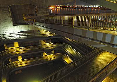 大阪に来たら巨大ループ橋を巡ろう :: デイリーポータルZ