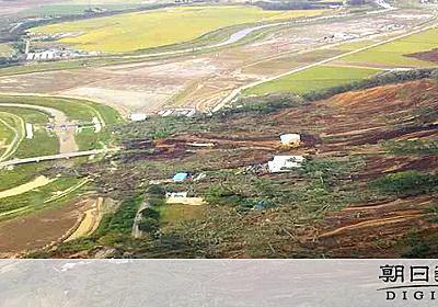 厚真町は震度7 北海道内で史上初の観測 気象庁:朝日新聞デジタル