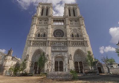 ノートルダム大聖堂をバーチャル体験できる『Notre-Dame de Paris: Journey Back in Time』UbisoftがPC VR向けに無料配信開始 | AUTOMATON