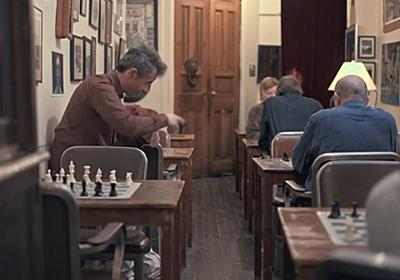 ニューヨーク最後の一軒となった「チェスショップ」のオーナーに密着したムービーが公開中 - GIGAZINE