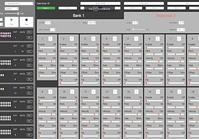 Chrome Extension Puts A MIDI Sequencer In Your Web Browser – Synthtopia