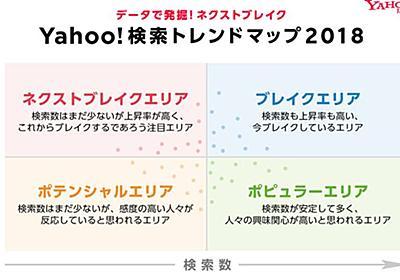 検索データを分析すると未来が見える? ヤフーが開発した「Yahoo!検索トレンドマップ」とは何か - ねとらぼ