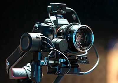 プロ向け3軸カメラジンバル「DJI RS2」&LiDAR内蔵の自動フォーカサーでムービー撮影するとこんな感じ - GIGAZINE