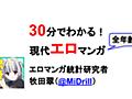 170120 牧田翠「30分でわかる現代エロマンガ」.pptx - Google スライド