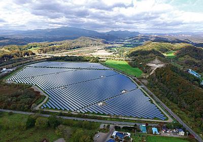 大規模太陽光、入札制足踏み  :日本経済新聞