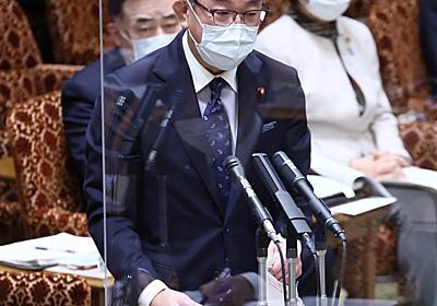 武田総務相「記憶ないと言え」と指示か 立民が可能性指摘、声紋鑑定へ - 産経ニュース