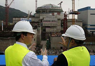 中国原発で放射線漏れか 米報道、ガス放出と仏電力: 日本経済新聞