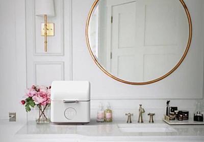 化粧品を長持ちさせる専用のミニ冷蔵庫「Beautigloo」登場 | Techable(テッカブル)