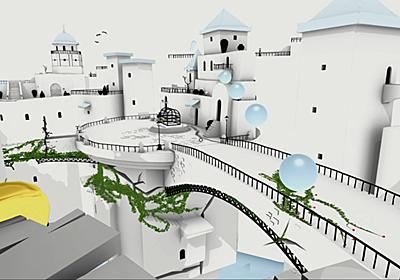 世界に色を与えて進む高評価アドベンチャーゲーム『The Unfinished Swan』PC/モバイル向けに配信開始 | AUTOMATON