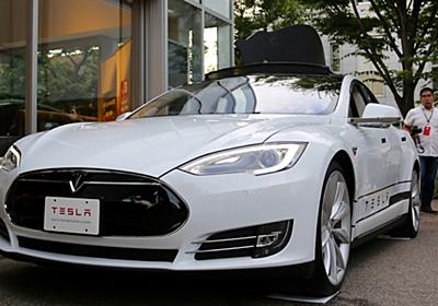 ガソリン車を超えるか。テスラ「モデルS デュアル」が日本にやってくる! | ギズモード・ジャパン