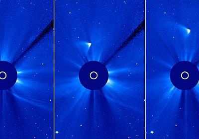 CNN.co.jp : アイソン彗星、生き延びた?