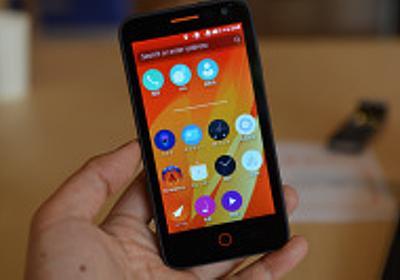 Firefox OS開発用端末「Flame」、1万8500円で7月に発売 - ケータイ Watch
