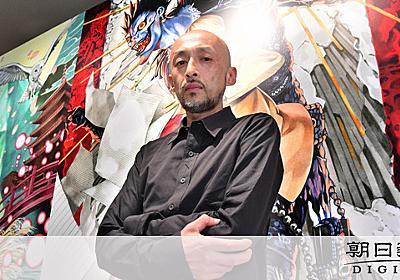 ヒカルの碁・デスノート…原画など500点「小畑健展」:朝日新聞デジタル