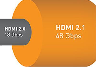 "[CES 2017]「HDMI 2.1」が規格化。""HDMI版Adaptive Sync""な「Game Mode VRR」や8K/60Hz,4K/120Hz表示などが目玉に - 4Gamer.net"