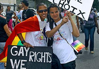 A well-locked closet - Gay rights in developing countries