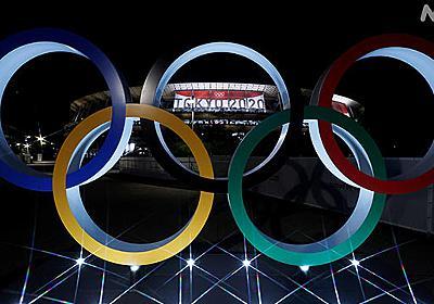 オリンピック 選手など感染100人超 拡大懸念拭えないまま開幕   オリンピック・パラリンピック   NHKニュース