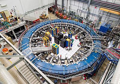 素粒子物理学を覆すミューオンの挙動、未知の物理法則が存在か | ナショナルジオグラフィック日本版サイト