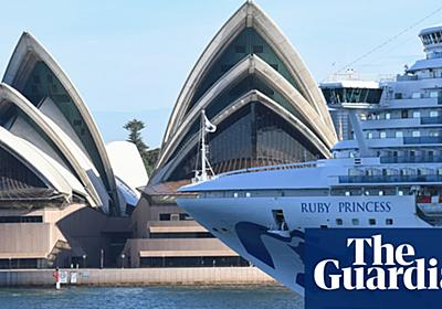 Ruby Princess logged 158 cases of illness before passengers disembarked without coronavirus testing | World news | The Guardian