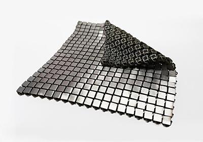 頑丈なのに柔軟で、熱にも強い「宇宙用の布」──NASAが「4Dプリンティング」技術で開発|WIRED.jp