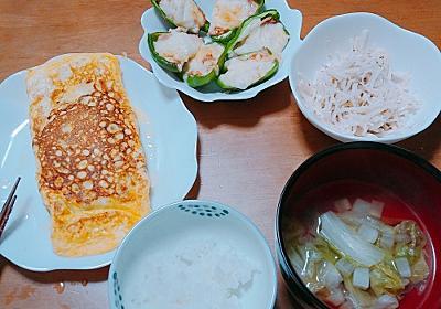 昨日の晩ご飯と豪華なデザート | 『趣味:読書』と言いたい兼業主婦のブログ - 楽天ブログ