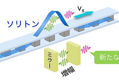 広島大、電気回路で作った疑似ブラックホールを用いてレーザー理論の構築に成功