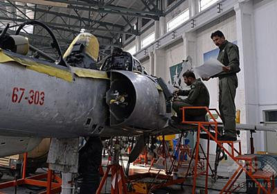 導入から半世紀、国内改修で生まれ変わるミラージュ戦闘機 パキスタン 写真14枚 国際ニュース:AFPBB News